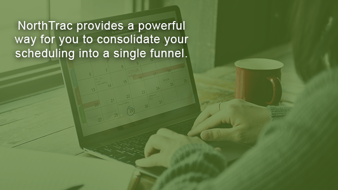 Powerful scheduling tools