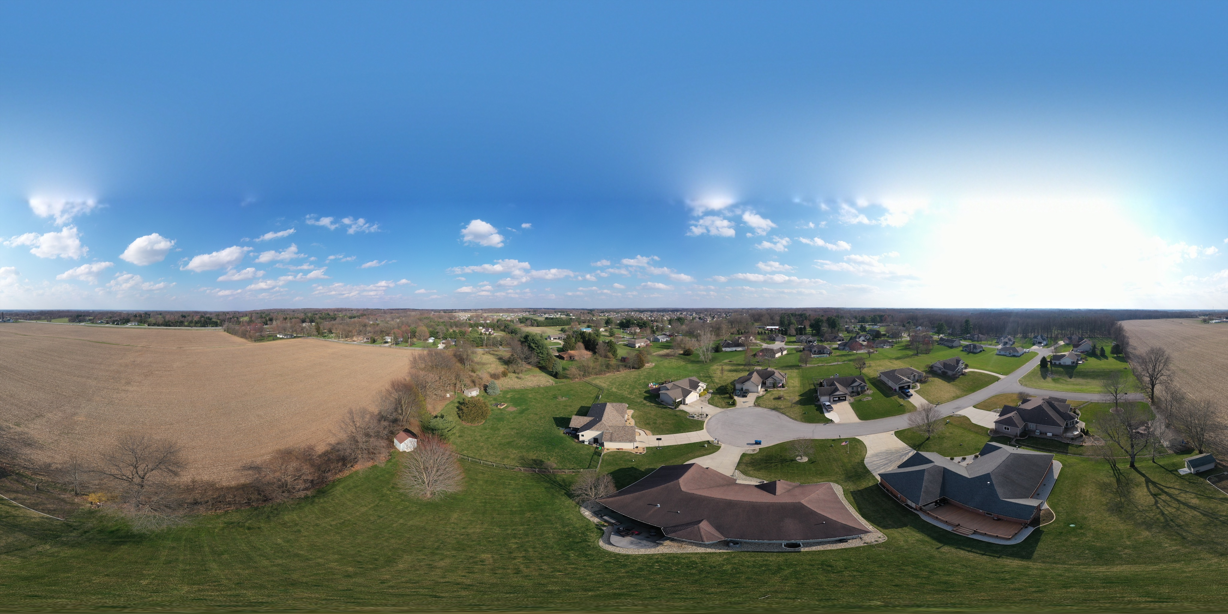 Clear Skies Pano